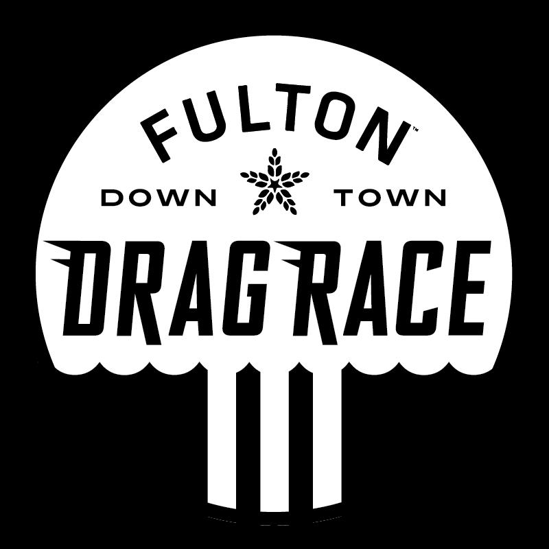 Fulton Downtown Drag Races Logo